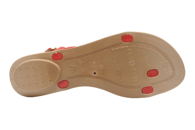Tribale Sandal Red beige