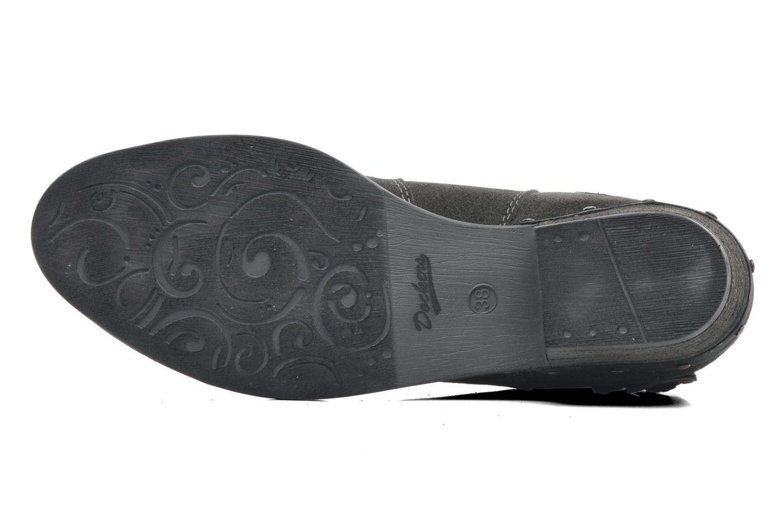 Grandes descuentos últimos zapatos Dockers Tamila (Negro) - Botines  Descuento
