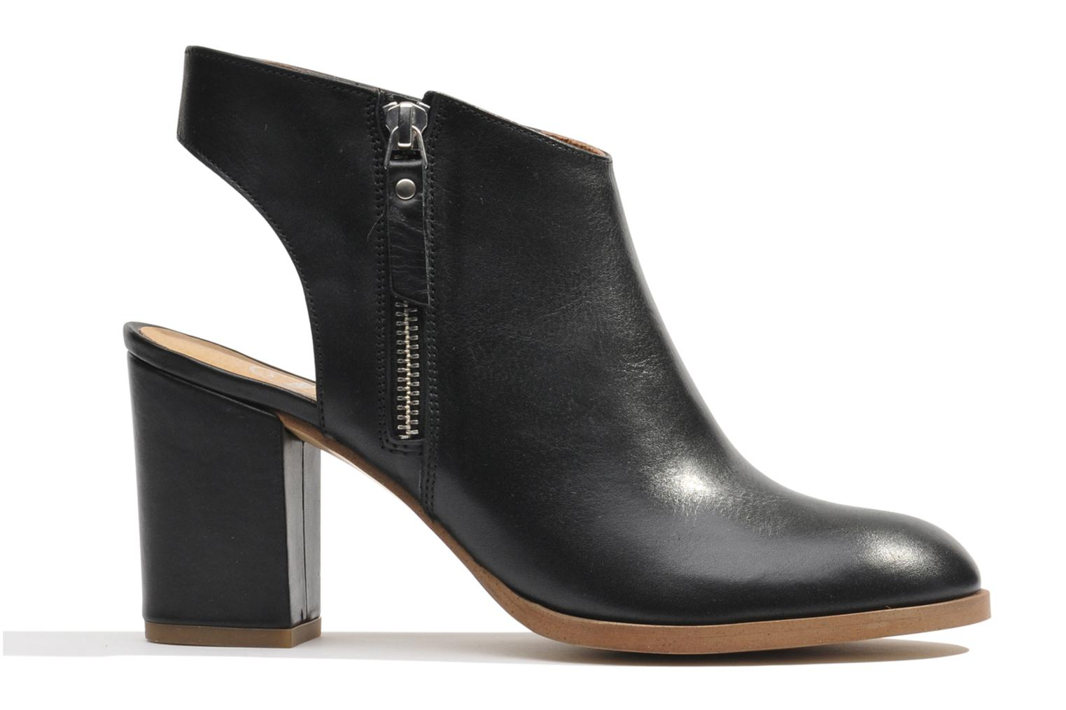 Ankle boots Made by SARENZA Guimauve #11 Black detailed view/ Pair view