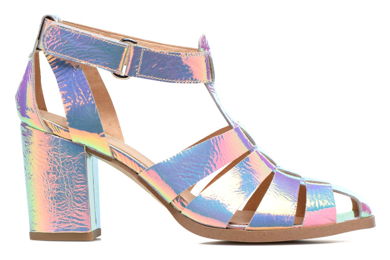 Sandales et nu-pieds Made by SARENZA Menthe Hello #2 Multicolore vue détail/paire