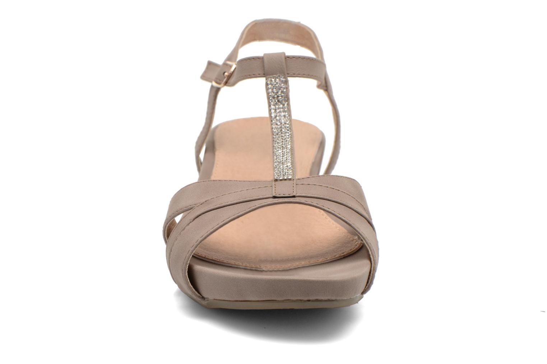 Sandalen Refresh Talla-60574 braun schuhe getragen