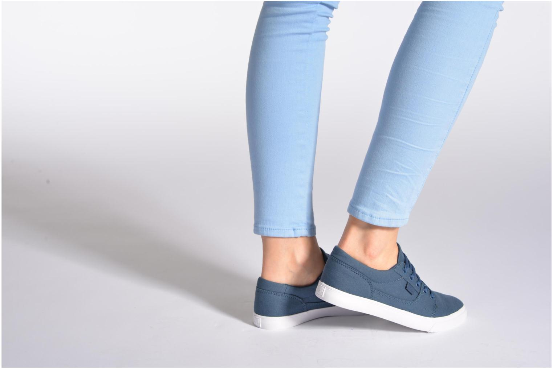 Sneakers DC Shoes Tonik W Tx Blauw onder