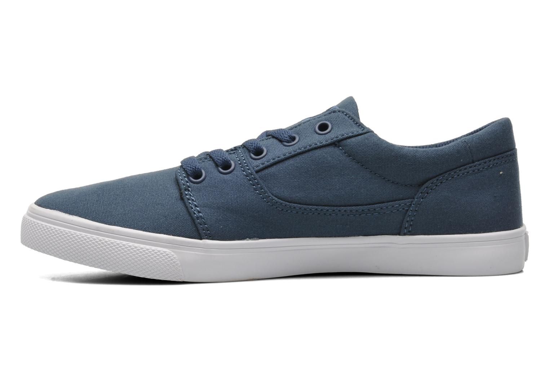 Sneakers DC Shoes Tonik W Tx Blauw voorkant