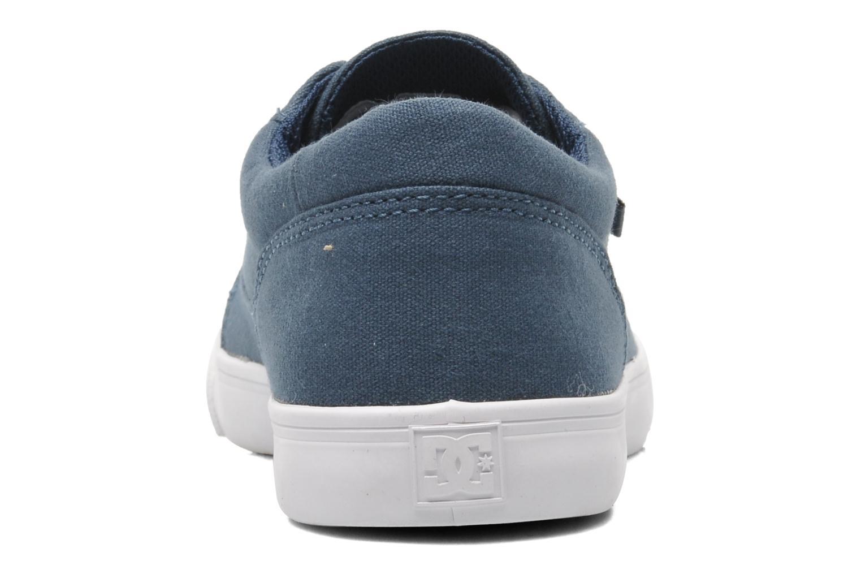 Sneakers DC Shoes Tonik W Tx Blauw rechts