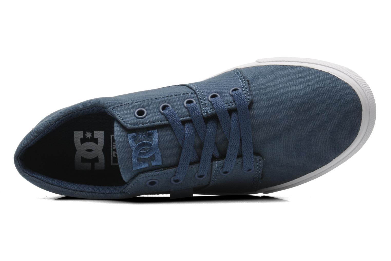 Sneakers DC Shoes Tonik W Tx Blauw links