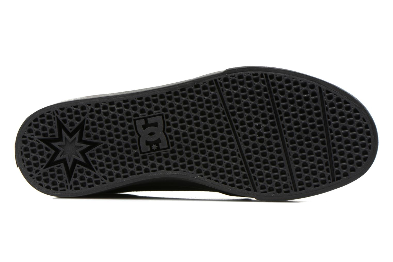 Trainers DC Shoes Trase Tx Black view from above