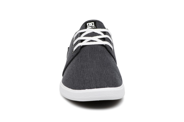 Baskets DC Shoes Haven Tx Se Gris vue portées chaussures