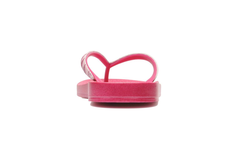 Slippers Ipanema Metalic III Roze rechts