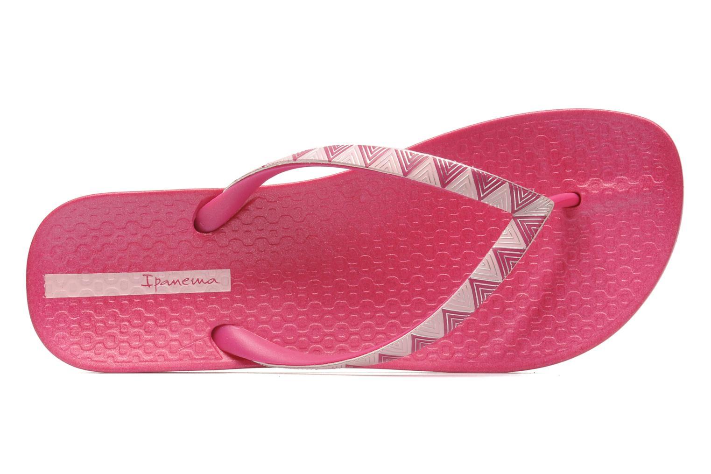 Slippers Ipanema Metalic III Roze links
