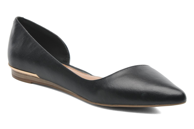 Ballerinas Aldo Dealia schwarz detaillierte ansicht/modell