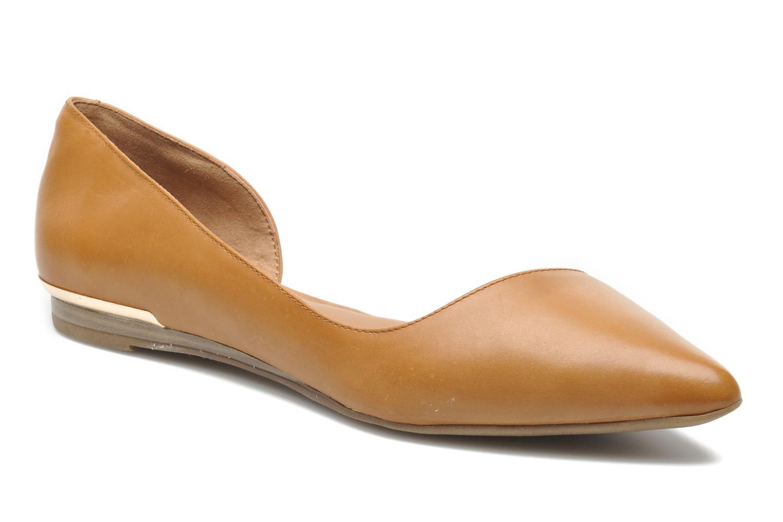 Ballerinas Aldo Dealia braun detaillierte ansicht/modell