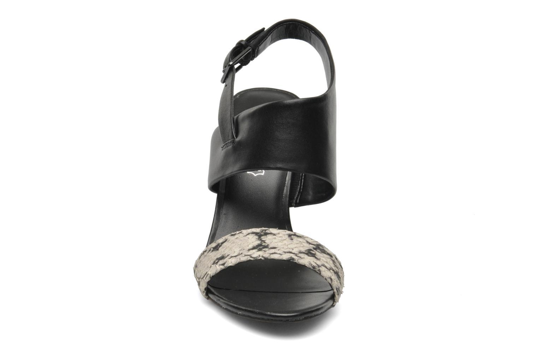 Sandalen Aldo Etung schwarz schuhe getragen