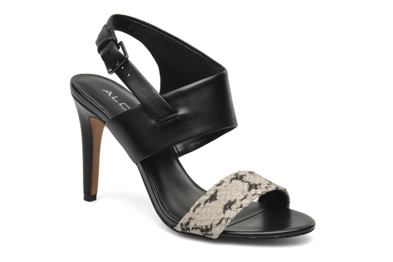 Sandalen Aldo Etung schwarz detaillierte ansicht/modell