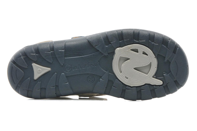 Sandales et nu-pieds Naturino Pippo 5719 Beige vue haut