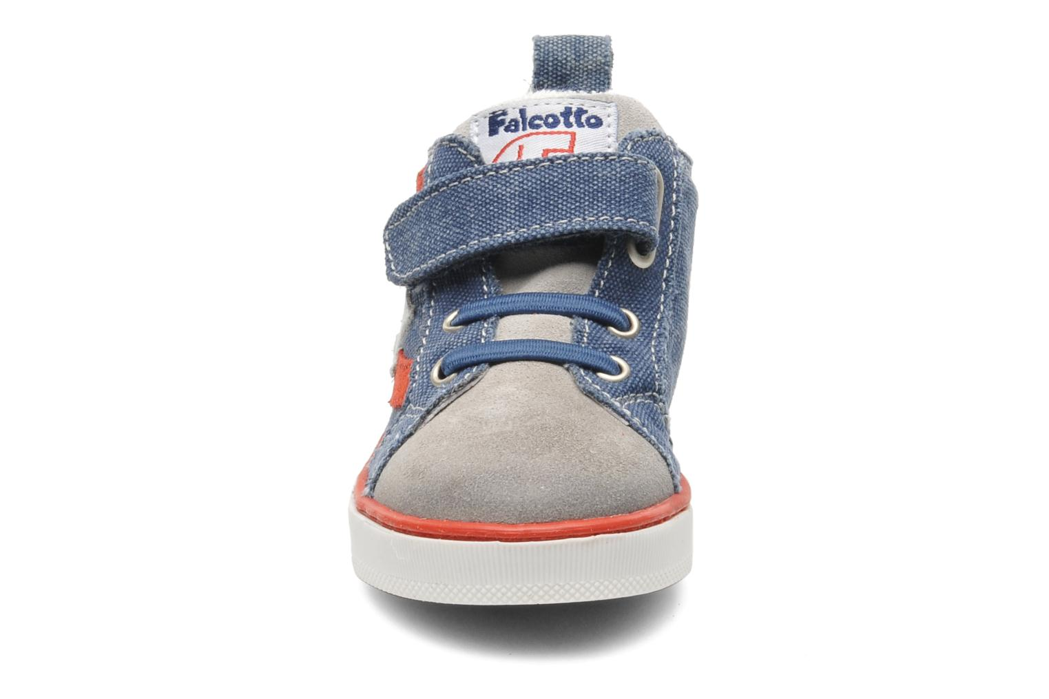 Sneakers Naturino Atchroe Blauw model