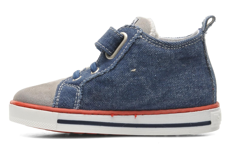 Sneakers Naturino Atchroe Blauw voorkant