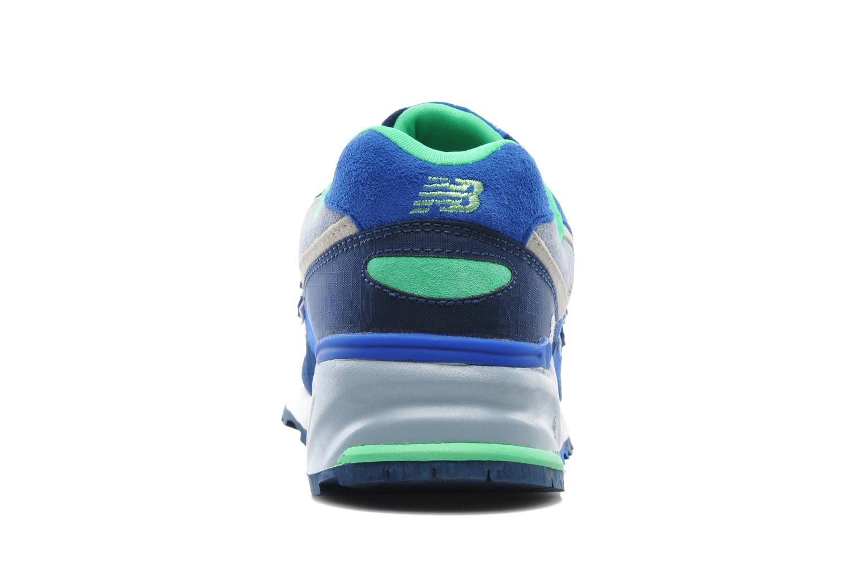 Baskets New Balance ML999 Bleu vue droite