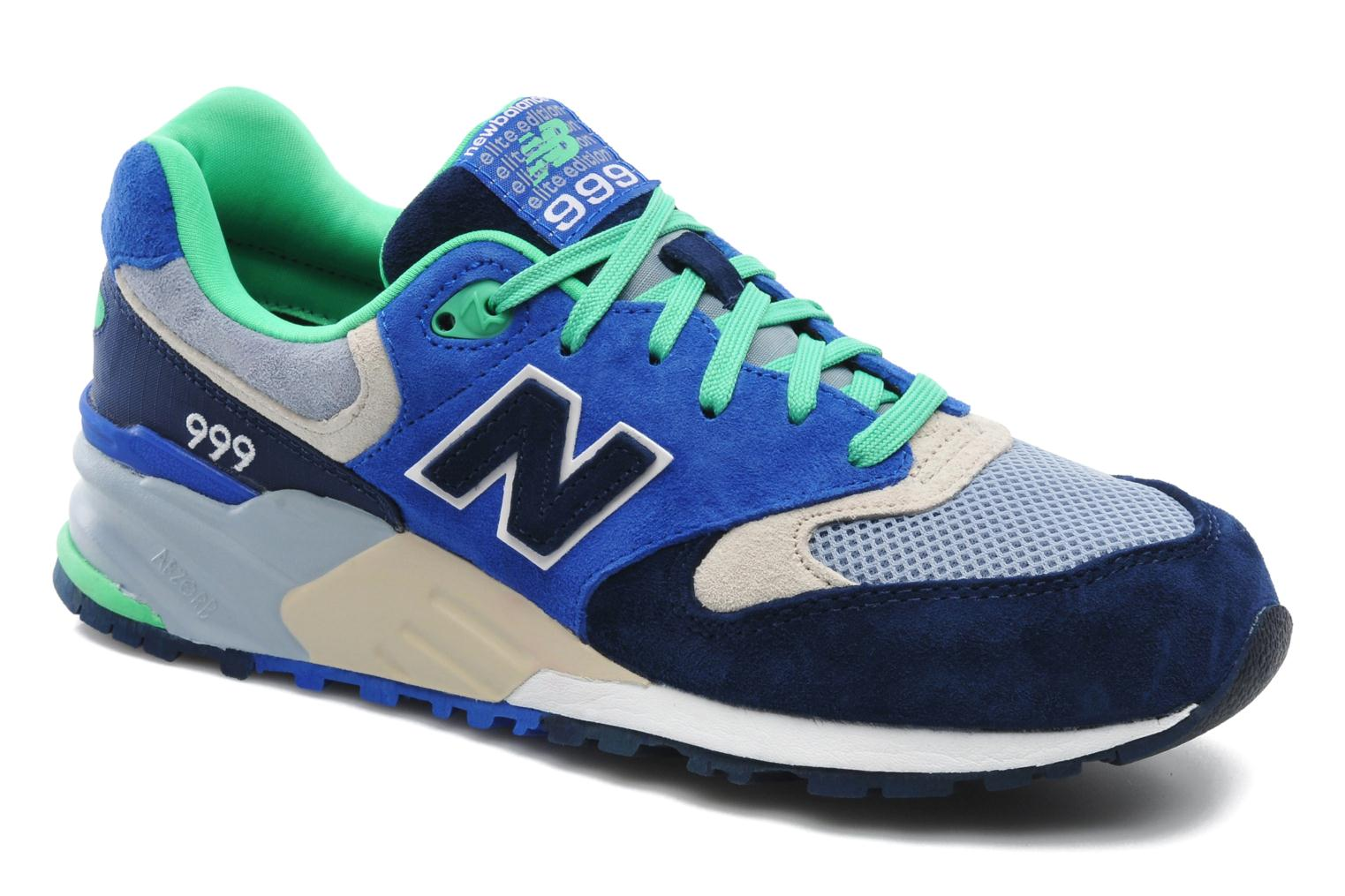 ML999 Blue/grey