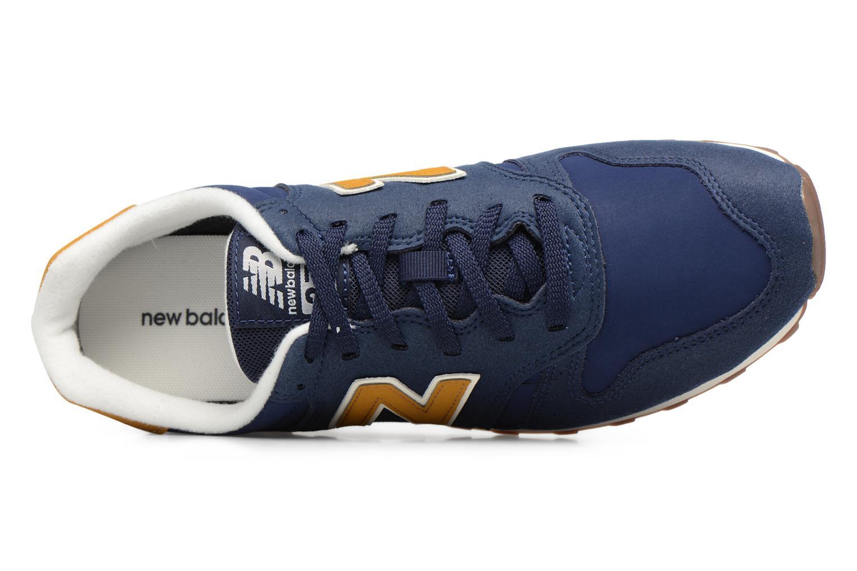 Baskets New Balance ML373 Bleu vue gauche