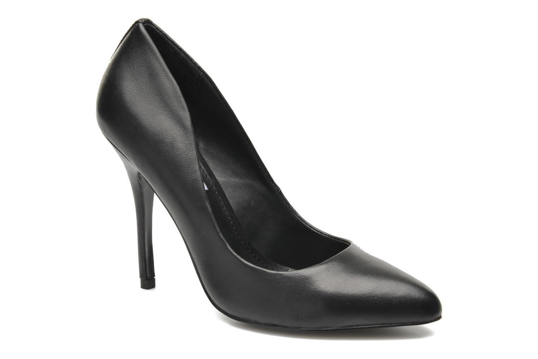 GALLERYY Black leather