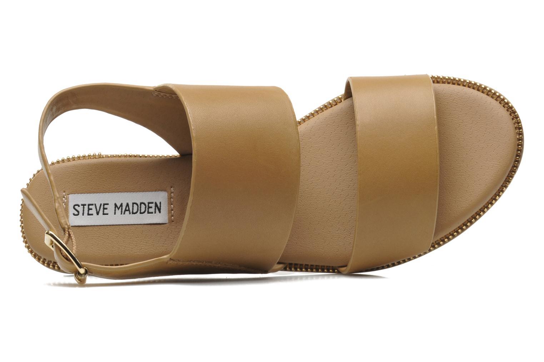 Sandales et nu-pieds Steve Madden SANDDY Beige vue gauche