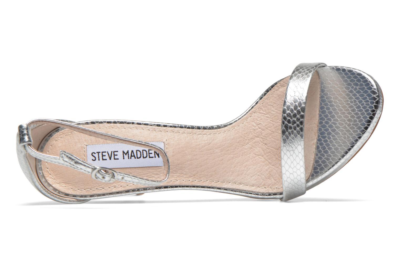 Sandalen Steve Madden Stecy Sandal Zilver links