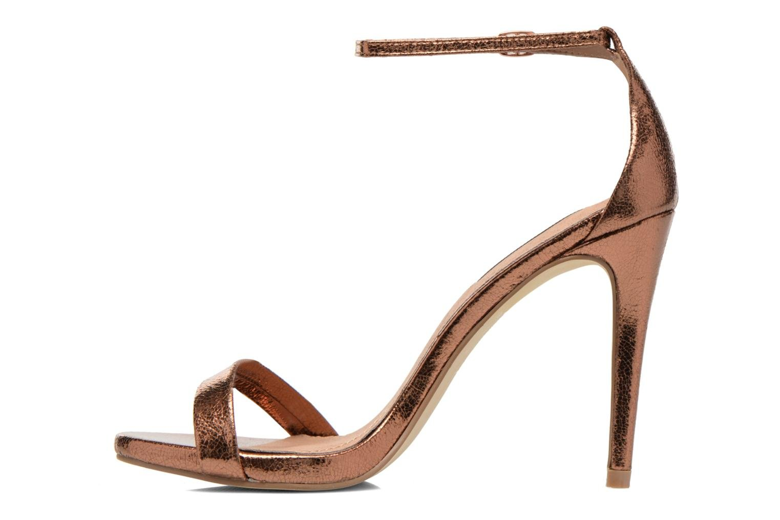 Stecy Sandal Copper Crackle