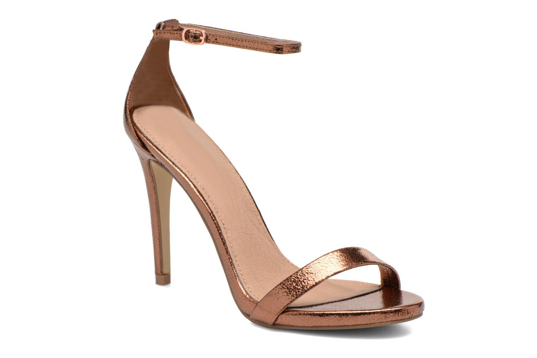 Stecy Sandal Copper Crackle