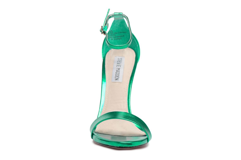 Sandals Steve Madden Stecy Sandal Green model view