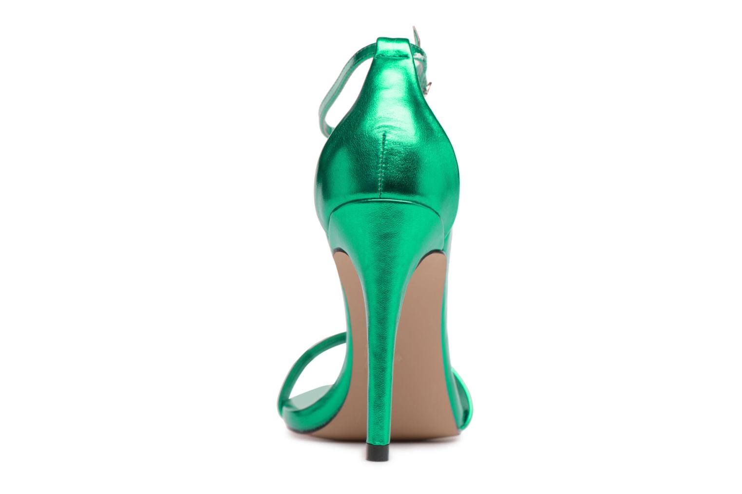 Sandals Steve Madden Stecy Sandal Green view from the right