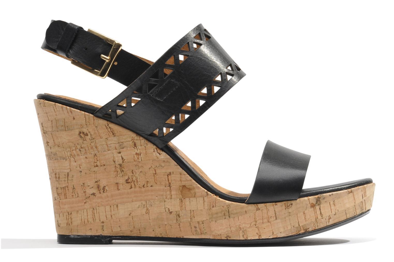 Sandales et nu-pieds Made by SARENZA Bamako #6 Noir vue détail/paire