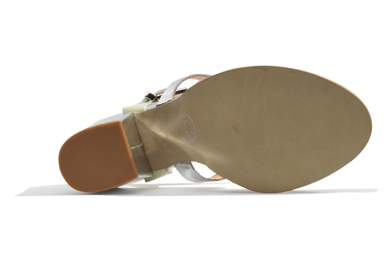 Sandales et nu-pieds Made by SARENZA Guimauve #7 Multicolore vue gauche