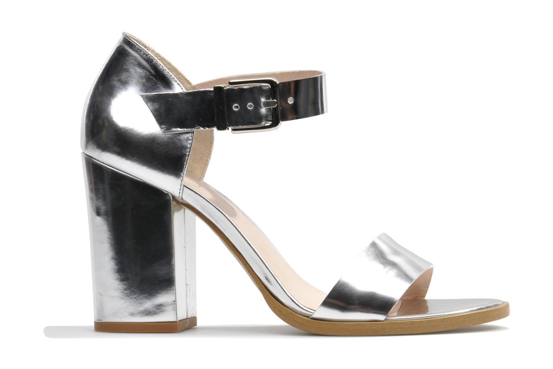 Sandales et nu-pieds Made by SARENZA Guimauve #8 Argent vue détail/paire