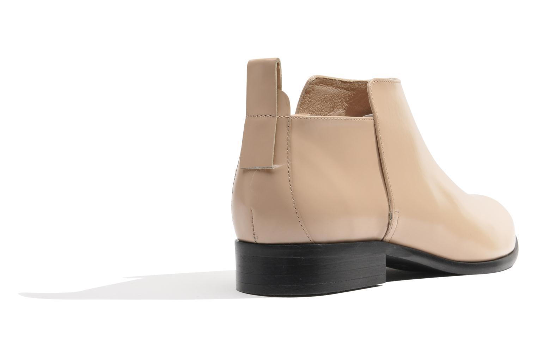 Stiefeletten & Boots Made by SARENZA Rock-a-hula #7 rosa ansicht von vorne