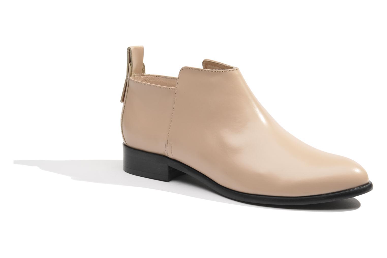 Stiefeletten & Boots Made by SARENZA Rock-a-hula #7 rosa ansicht von rechts