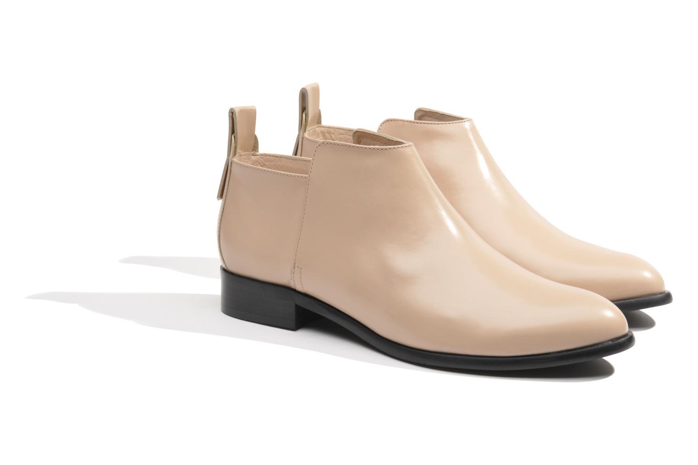 Stiefeletten & Boots Made by SARENZA Rock-a-hula #7 rosa ansicht von hinten
