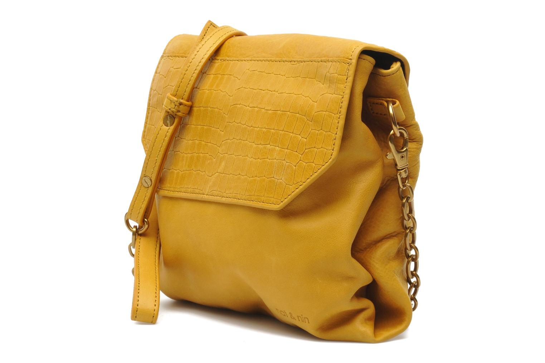 Handbags Nat & Nin L'Azuréen Yellow model view
