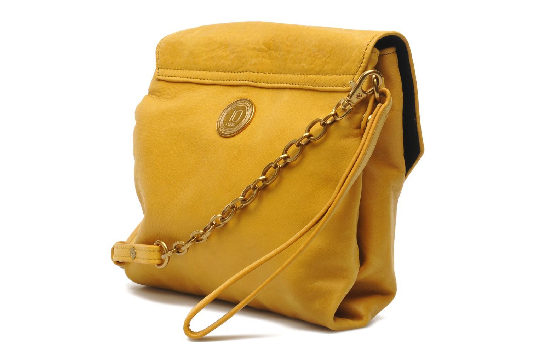 Handbags Nat & Nin L'Azuréen Yellow view from the right