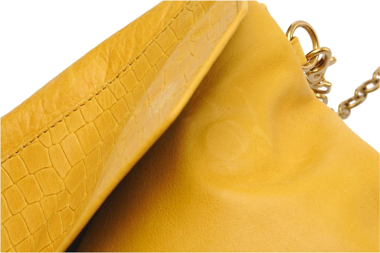 Handbags Nat & Nin L'Azuréen Yellow view from the left