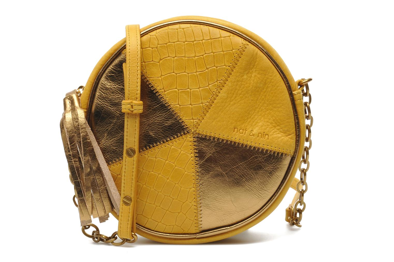 Handbags Nat & Nin Coney Island Yellow detailed view/ Pair view