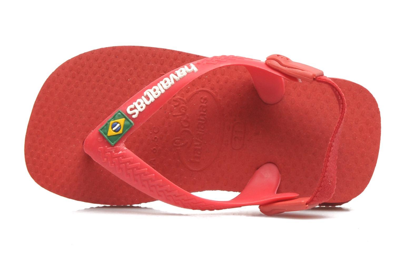 Baby Brazil Logo Ruby Red
