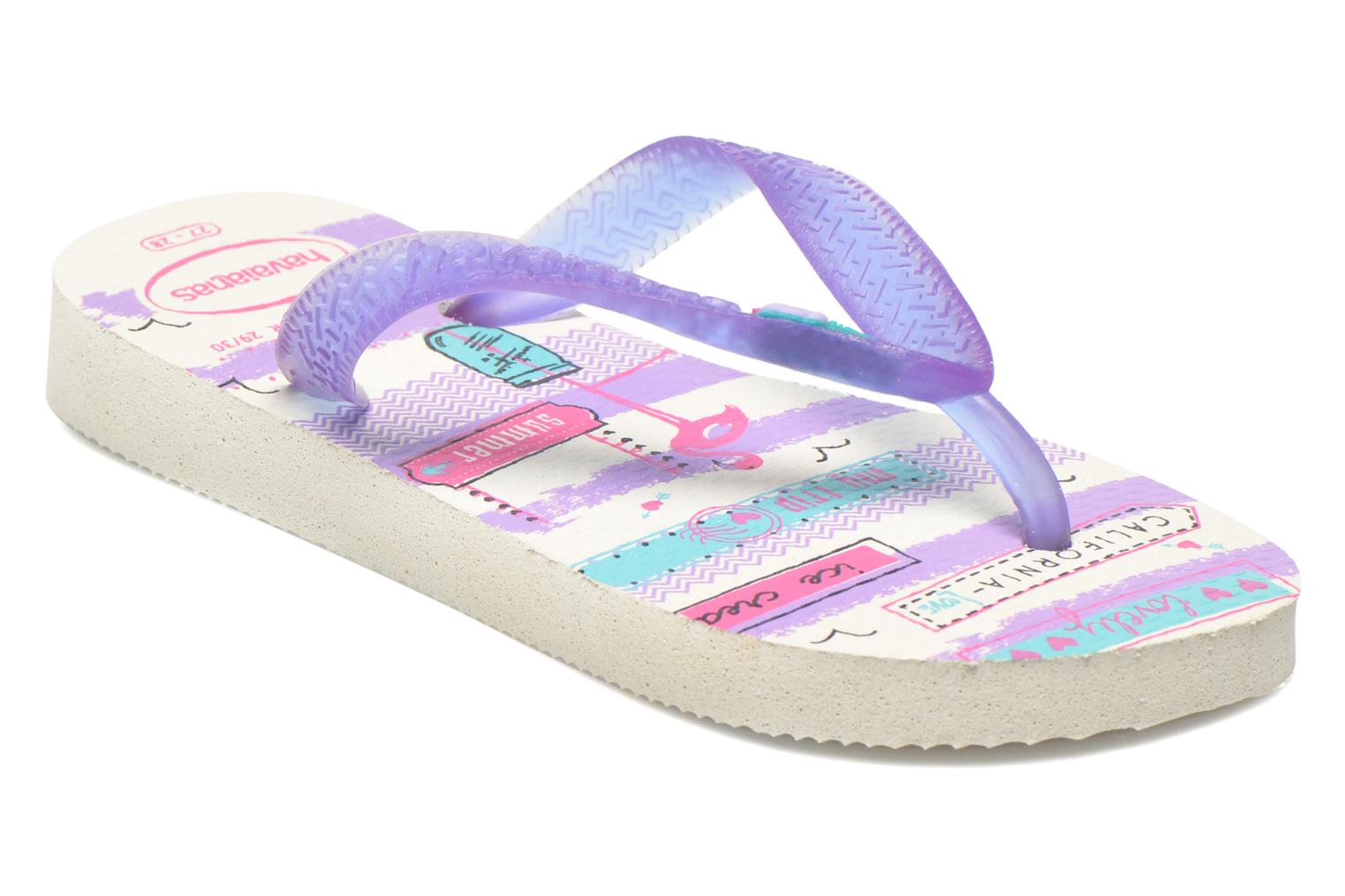 Kids Fantasy White/ purple
