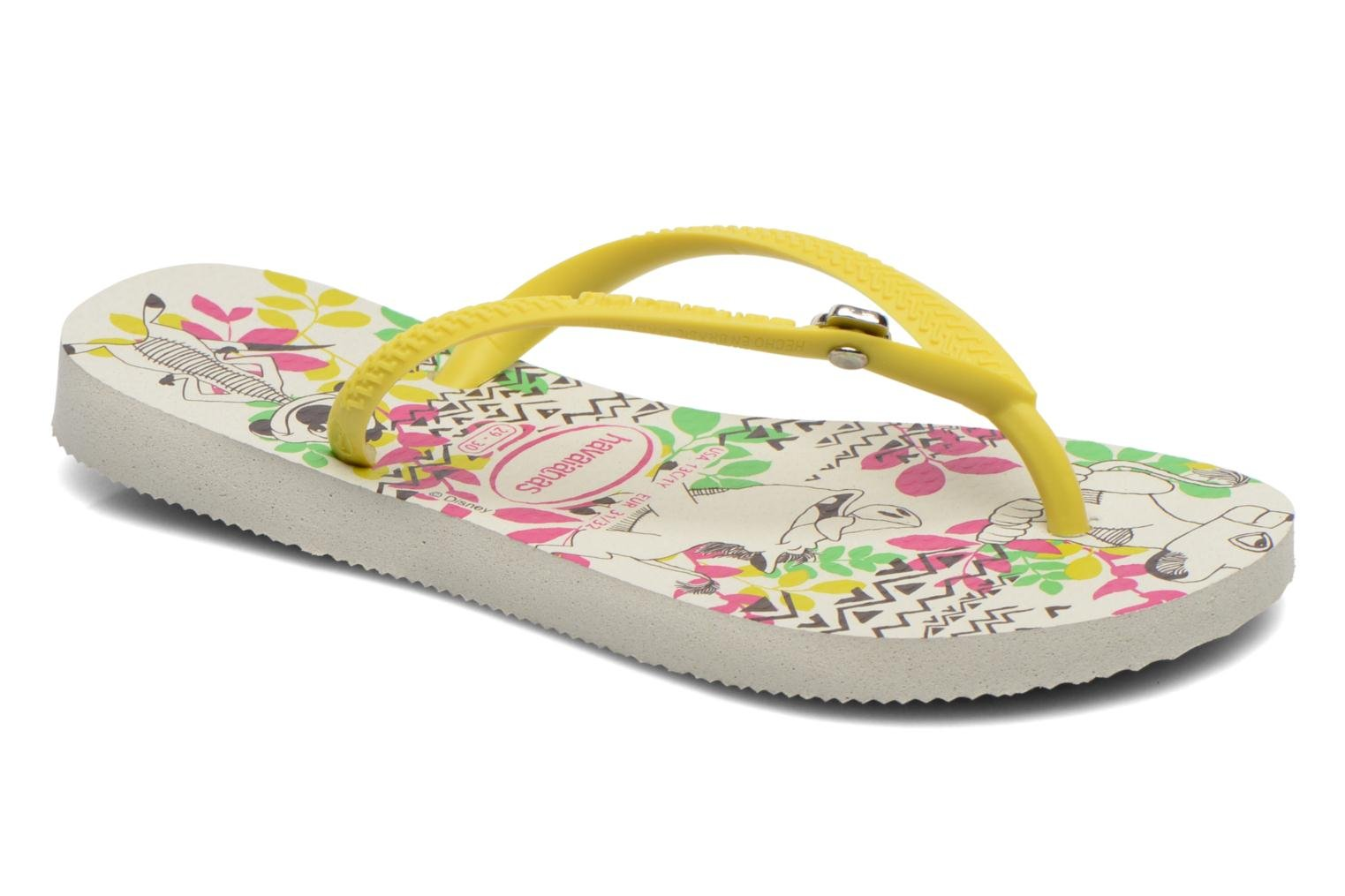 Kids Slim Disney Cool WHITE/YELLOW