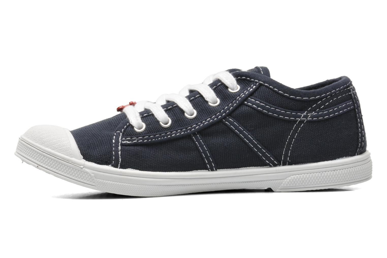 Sneakers Le temps des cerises Lc Basic 02 Azzurro immagine frontale
