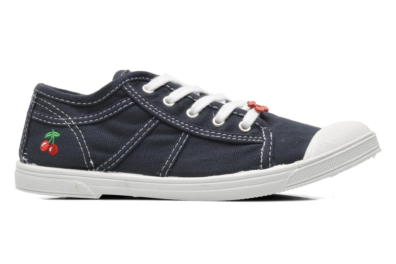 Sneakers Le temps des cerises Lc Basic 02 Azzurro immagine posteriore