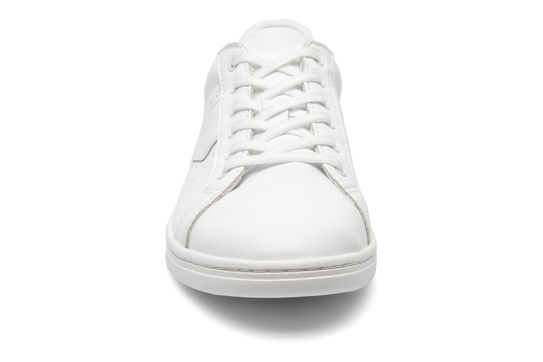 Sneaker Aigle Yarden Time weiß schuhe getragen