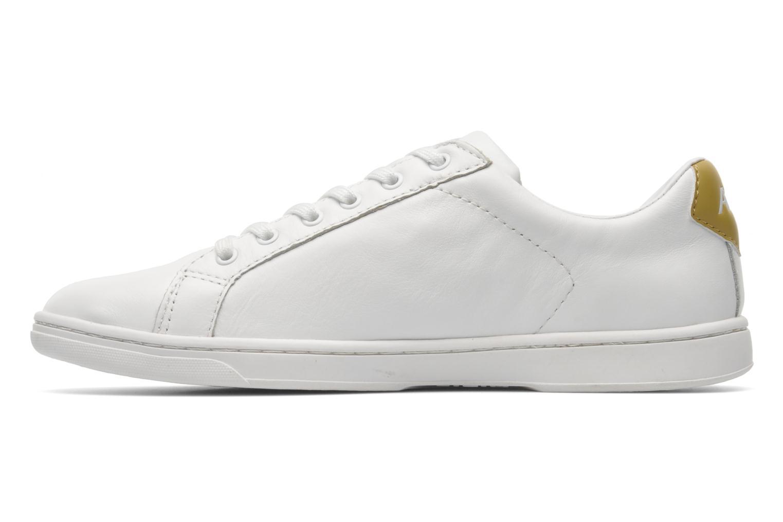 Sneaker Aigle Yarden Time weiß ansicht von vorne