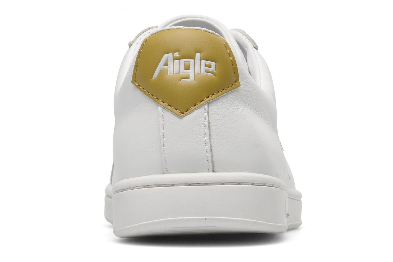 Baskets Aigle Yarden Time Blanc vue droite