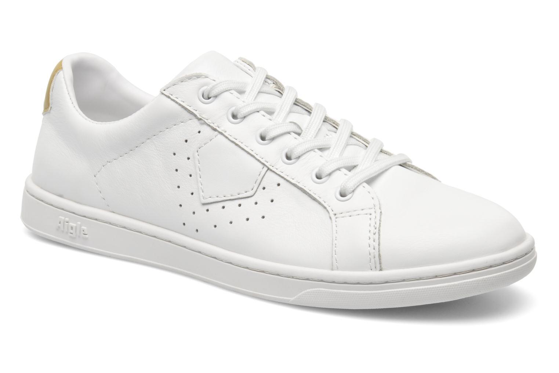 Sneaker Aigle Yarden Time weiß detaillierte ansicht/modell