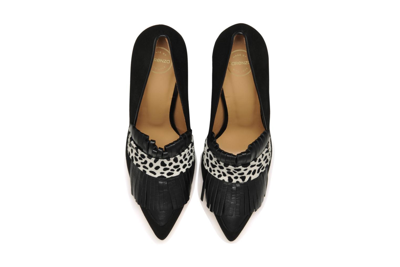 Mocassins Made by SARENZA Cape Town #4 Noir vue portées chaussures